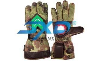 迷彩军用发光手套—SXD-FG-05